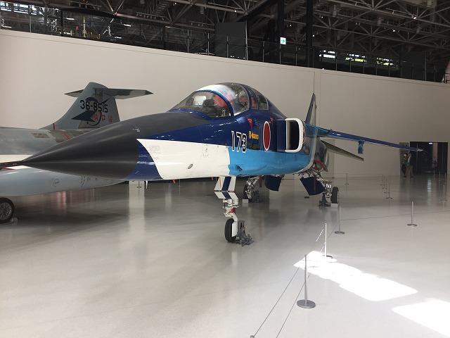 ブルーインパルスT-2