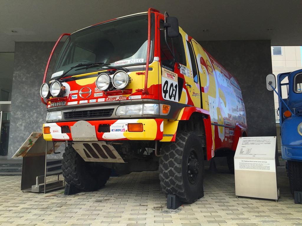 日野ライジングレンジャー、401号車(菅原義正車両)