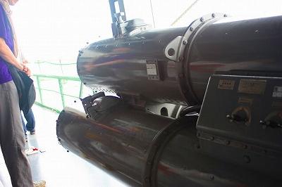 68式C 324mm3連装短魚雷発射管