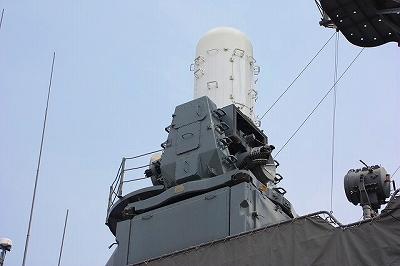 Mk.15 mod.2 高性能20mm機関砲。去年は近くに行けたのに。