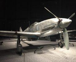 三式戦闘機二型「飛燕」試作17号機